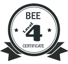 Each1Feeds1 BEE Level 4 Certificate