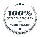 Each1Feeds1 100% SED Beneficiary